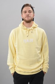 Sweat-shirt à capuche homme Tealer-Yellow Hoodie-FW17/18