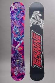Planche de snowboard homme Technine-Shred Till Death-FW15/16