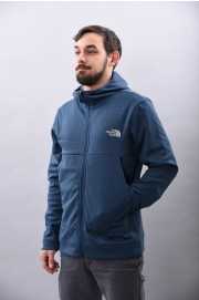 Sweat-shirt zip capuche homme The north face-Tech Fz Hood-SPRING18