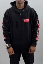Sweat-shirt zip capuche homme Thrasher-Boxed Logo-SS16
