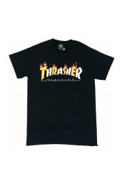 Thrasher-Flame Mag Black-SPRING18