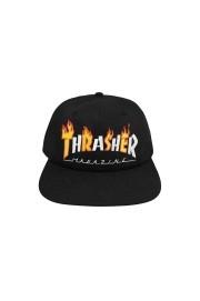 Thrasher-Flame Mag Snapbac-SPRING18