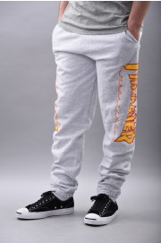 Pantalon homme Thrasher-Flame Sweatpants-SPRING18