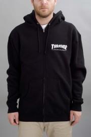 Sweat-shirt zip capuche homme Thrasher-Hoody Logo-SS16