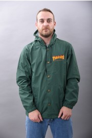 Veste homme Thrasher-Jacket Flame Logo Coach-SUMMER18