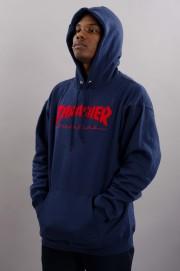 Sweat-shirt à capuche homme Thrasher-Magazing Logo-SUMMER17