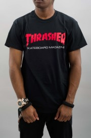 Tee-shirt manches courtes homme Thrasher-Resurrection-SS16