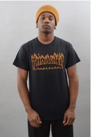 Tee-shirt manches courtes homme Thrasher-Richter-FW17/18