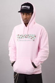 Sweat-shirt à capuche homme Thrasher-Roses-SUMMER17