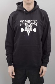 Sweat-shirt à capuche homme Thrasher-Sk8 Goat-SPRING16