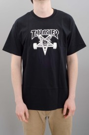 Tee-shirt manches courtes homme Thrasher-Skate Goat-FW17/18