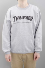 Sweat-shirt homme Thrasher-Skate Mag-FW17/18