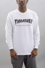 Tee-shirt manches longues homme Thrasher-Skate Mag Ls-FW16/17