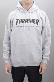 Sweat-shirt à capuche homme Thrasher-Skate Mag-SPRING16