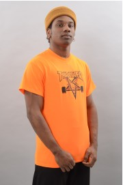 Tee-shirt manches courtes homme Thrasher-Skategoat Safety-FW17/18