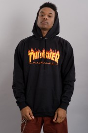 Thrasher-Sweat Hood Flame-SPRING18