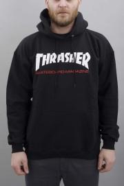 Sweat-shirt à capuche homme Thrasher-Two Tone Skate Mag-FW16/17