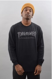 Tee-shirt manches longues homme Thrasher-Web-FW17/18