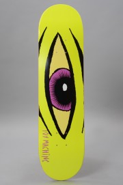 Plateau de skateboard Toy machine-Sect Eye Lime-2017