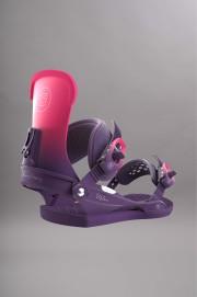 Fixation de snowboard femme Union-Milan-FW17/18