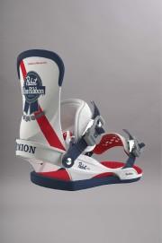 Fixation de snowboard homme Union-Pabst-FW17/18