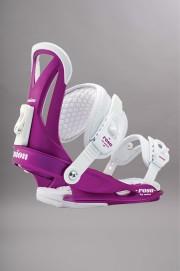 Fixation de snowboard femme Union-Rosa-FW14/15
