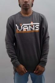 Sweat-shirt homme Vans-Nintendo Mario Crew-FW16/17