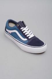 Chaussures de skate Vans-Old Skool Pro-FW16/17