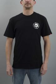 Tee-shirt manches courtes homme Vans-Shaved Bones-SPRING17