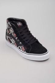 Chaussures de skate Vans-Sk8-hi-FW16/17
