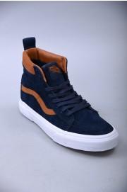 Chaussures de skate Vans-Sk8-hi Mte (mte)-FW18/19