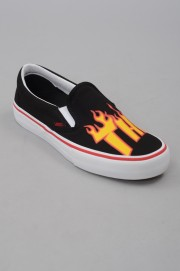 Chaussures de skate Vans-Slip-on Pro  Thrasher-FW17/18