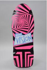 Plateau de skateboard Vision-Hypno Black Pink 10x30-2017