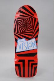 Plateau de skateboard Vision-Hypno Black Red 10x30-2017