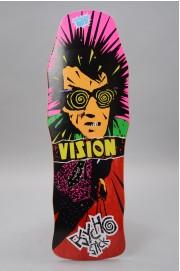 Plateau de skateboard Vision-Psycho Stick Red-2017