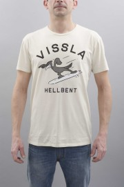 Tee-shirt manches courtes homme Vissla-Hellbent-SPRING17