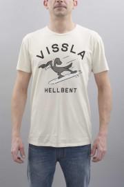 Tee-shirt manches courtes homme Vissla-Hellbent-SUMMER17