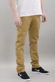 Pantalon homme Volcom-Frickin Reg Dark Khaki-SPRING16