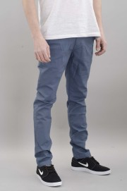 Pantalon homme Volcom-Frickin Slim Grey Blue-SPRING16