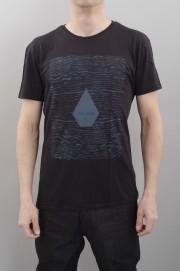 Tee-shirt manches courtes homme Volcom-Gaurde Lw S/s Black-SPRING16