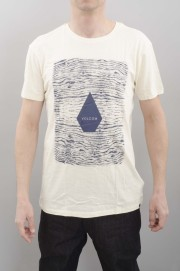 Tee-shirt manches courtes homme Volcom-Gaurde Lw S/s  Oxford Tan-SPRING16