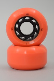 Welcome-Ghost Lites Neon Orange Black 58mm 102a-2018