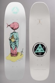 Plateau de skateboard Welcome-Light-headed Ryan Lay  Pro Stonecipher White Dip-INTP
