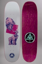Plateau de skateboard Welcome-Wax Gorilla Moontrimmer-INTP