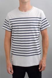 Tee-shirt manches courtes homme Wemoto-Blake Stripe-FW16/17