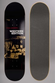 Plateau de skateboard Western edition-Raul Acoustic-INTP
