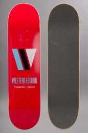 Plateau de skateboard Western edition-Toeda Actuel-INTP