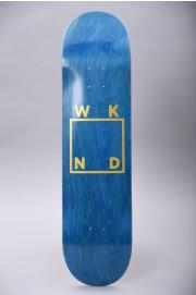 Plateau de skateboard Wknd-Glitter Square Logo-2018