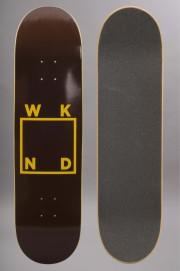 Plateau de skateboard Wknd-Ups Logo-2016