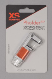 Xsories-Pholder 2 Silver/orange-INTP